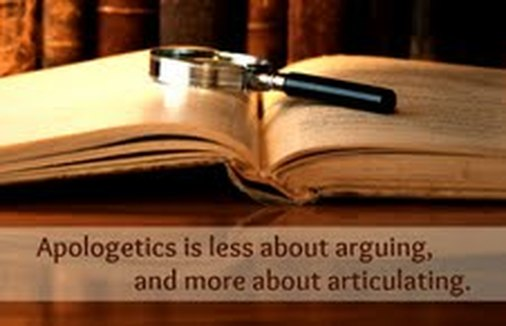 in antithesis a journal of apologetics